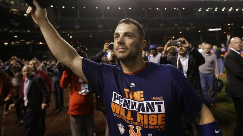 Mets advance to World Series