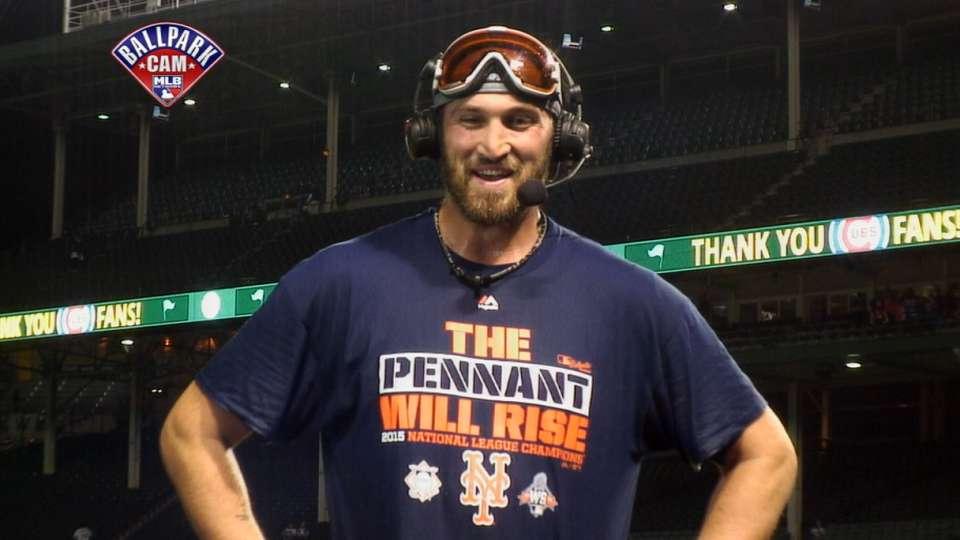 Niese on Mets clinching pennant