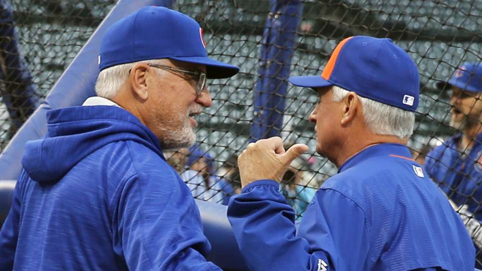 Maddon on Mets and Collins