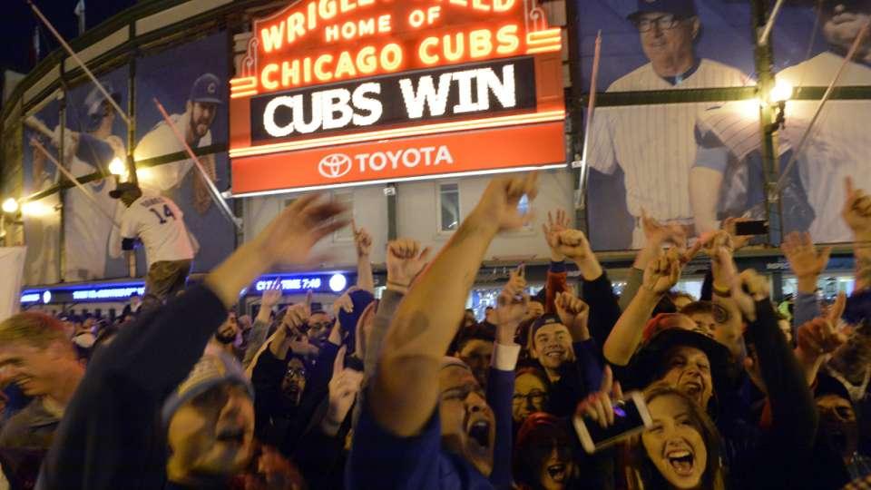 Murphy on Cubs, fans