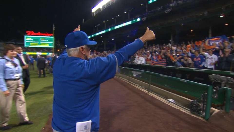 Mets' five NL crowns