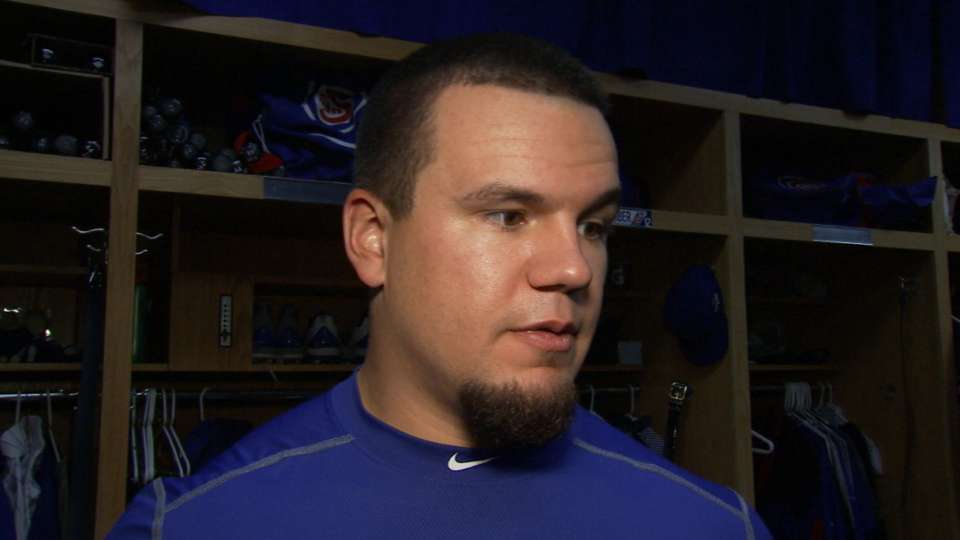 Schwarber on Cubs' NLCS loss