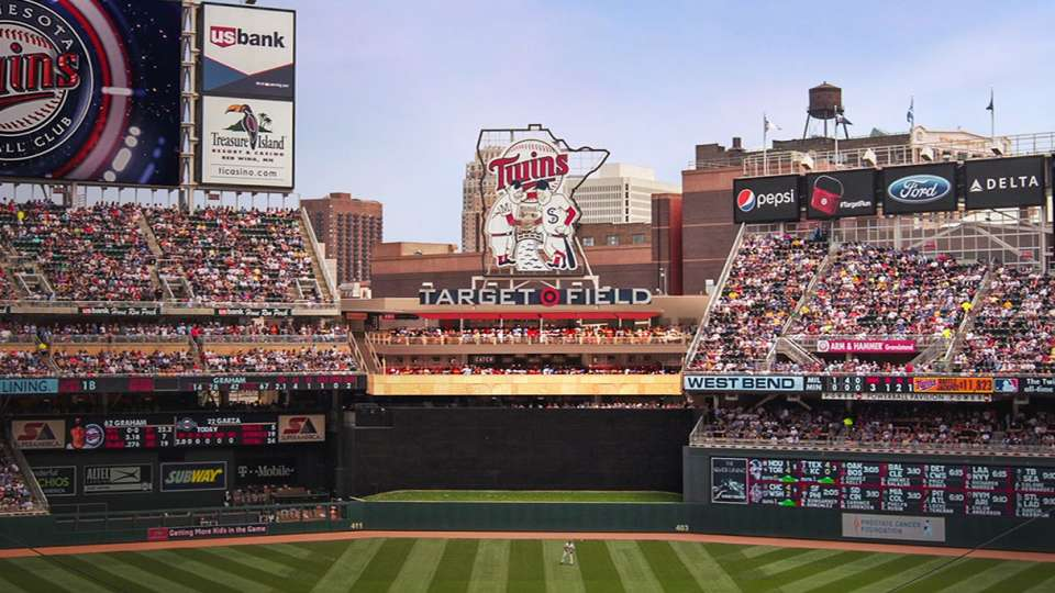 Twins Unveil Renovation Plans