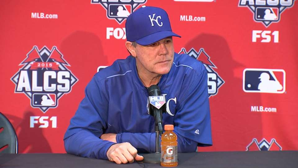 Yost on pros and cons of layoff