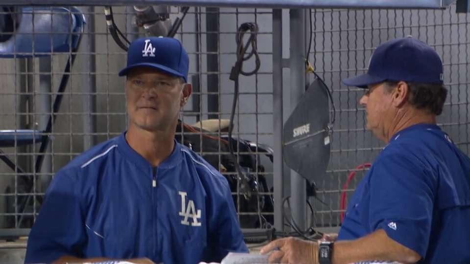 Mattingly, Dodgers change course
