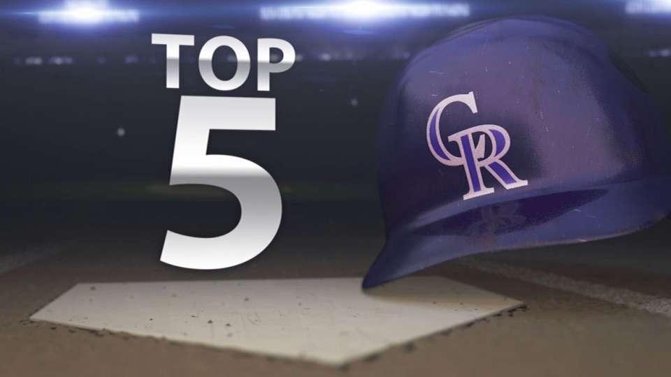 Top 5: September 2015 nominees