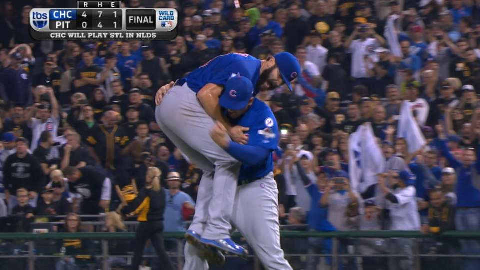 Cubs' top moments of 2015