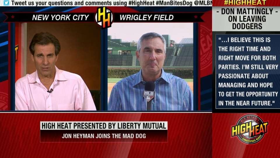 Heyman talks with Mad Dog