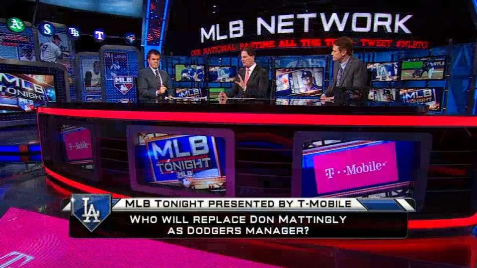 MLB Tonight talks Mattingly