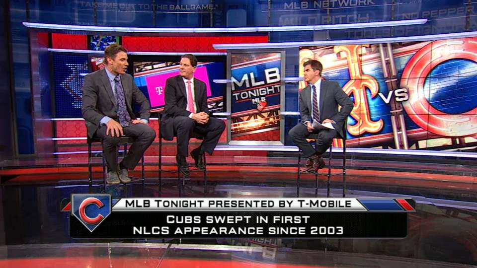 MLB Tonight talks Cubs future