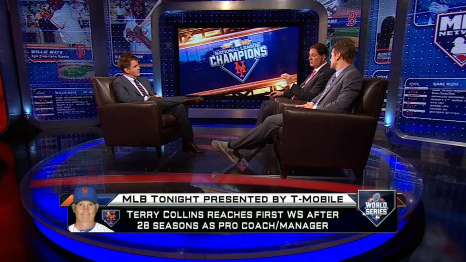 MLB Tonight: Terry Collins