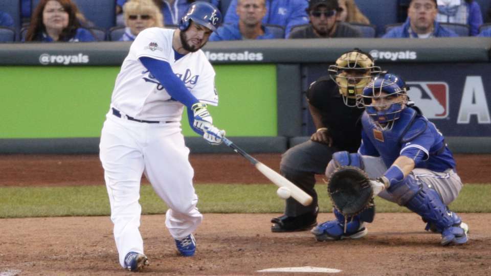 Yost on Royals' hitting approach