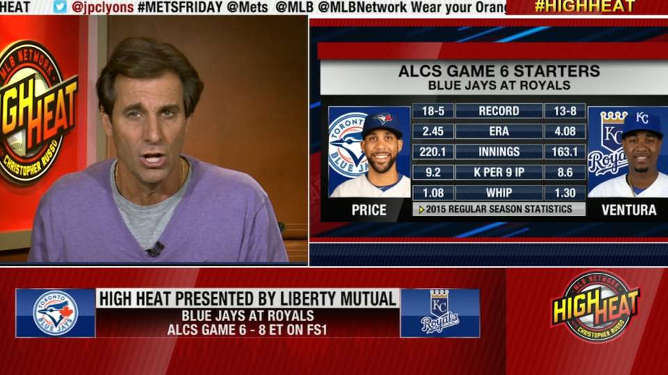 Mad Dog previews ALCS Game 6