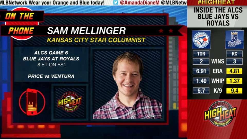 High Heat: Sam Mellinger
