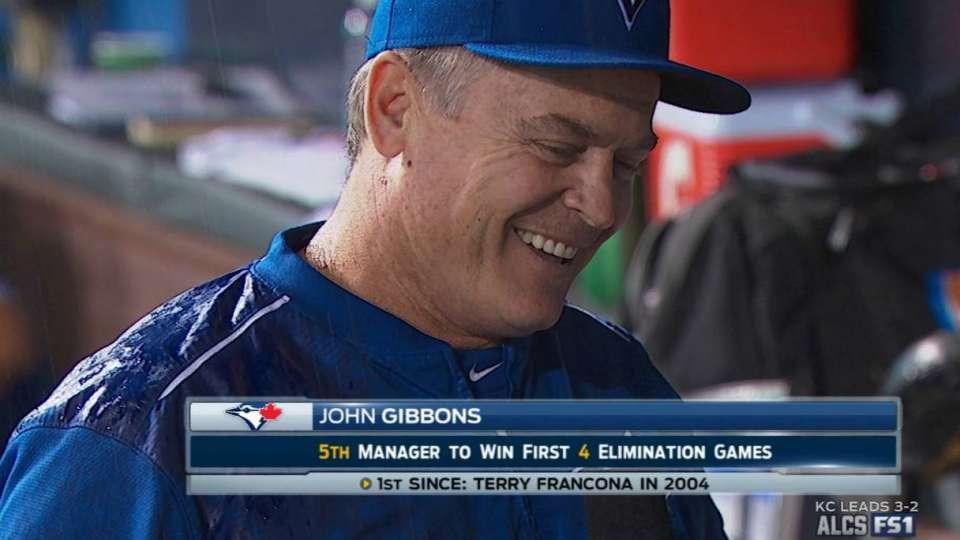 Gibbons on Bautista's homer