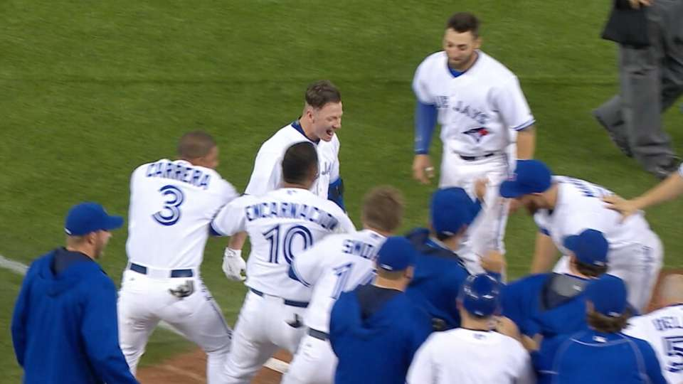 Blue Jays' top moments