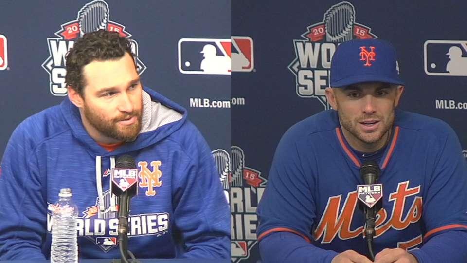 Mets look ahead to World Series