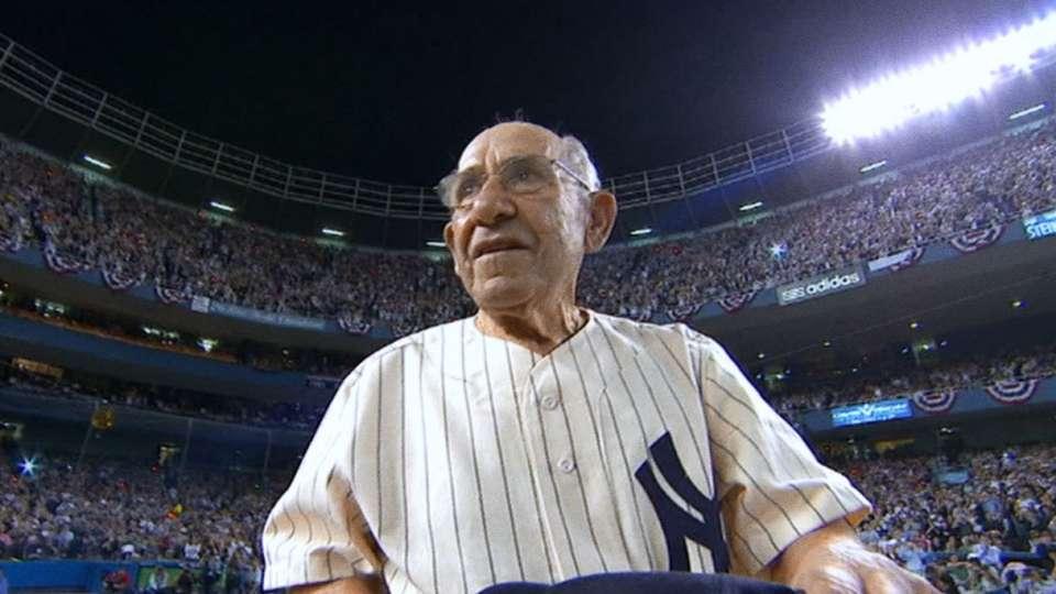 Tribute to Yogi Berra