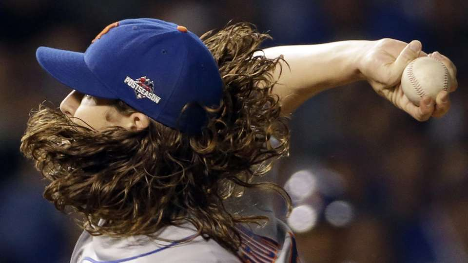 deGrom on whose hair is better