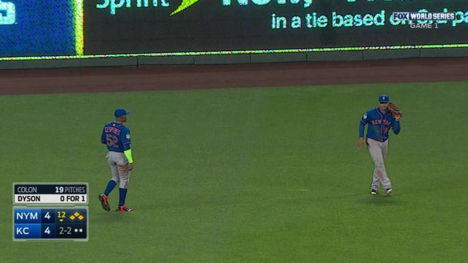 Colon gets big out in the 12th