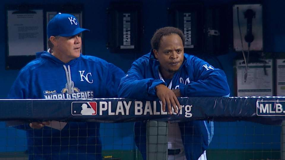 Royals on supporting Volquez