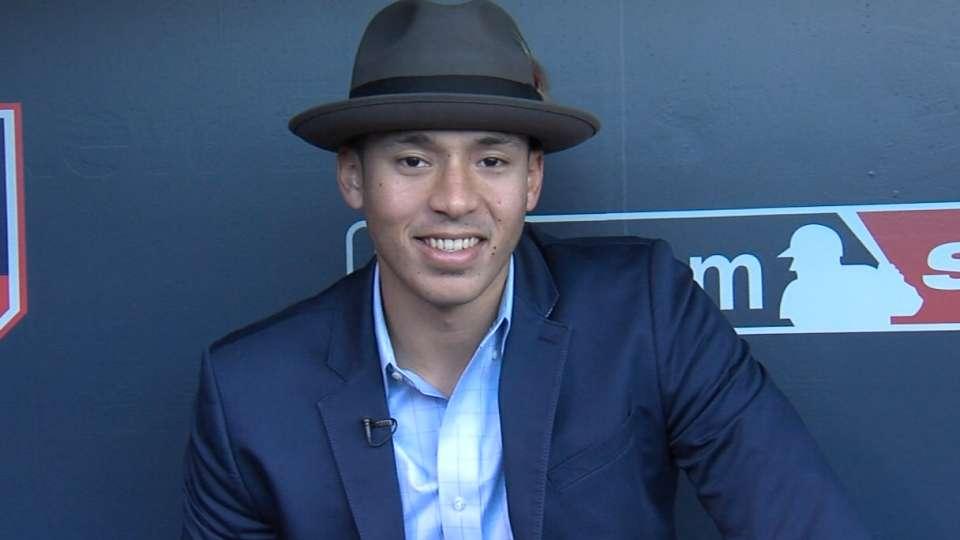 Carlos Correa de los Astros