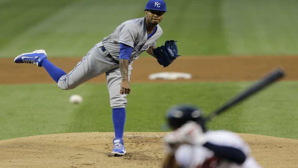 Yost on hard-throwing starters