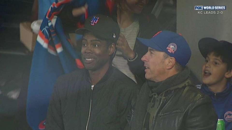 Rock, Seinfeld approve of homer