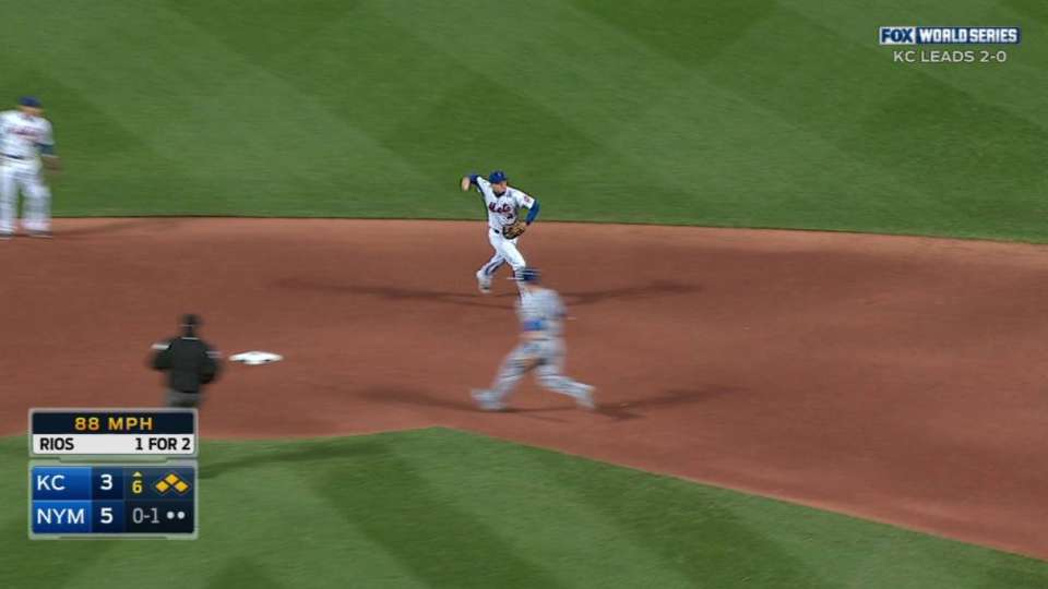 Syndergaard escapes the jam