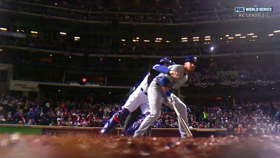 Mets get DP on interference