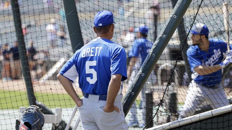 Hosmer on title drought, Brett