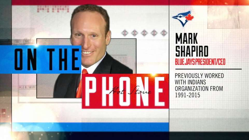 Shapiro on Blue Jays' plans