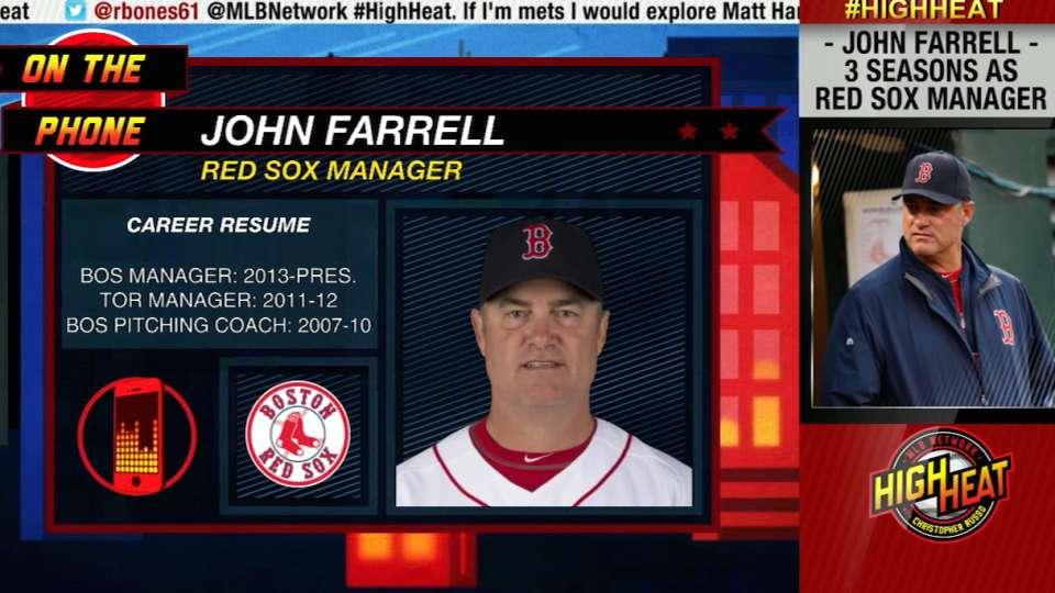 High Heat: John Farrell