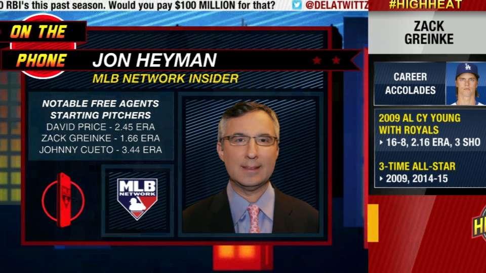 Jon Heyman on top free agents