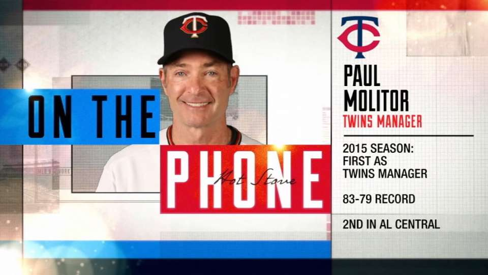 Molitor on winning bid for Park