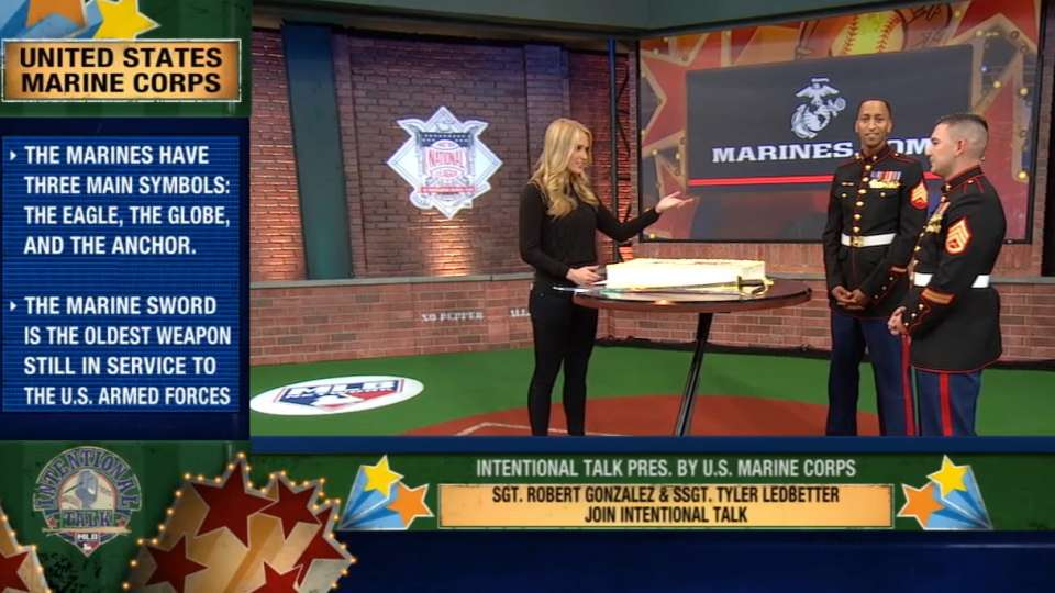 Intentional Talk with Marines
