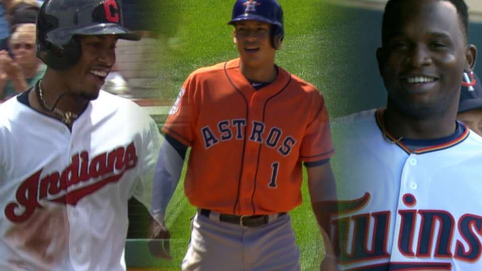 AL Rookie of the Year finalists