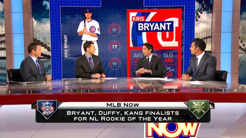 MLB Now talks Rookie of the Year