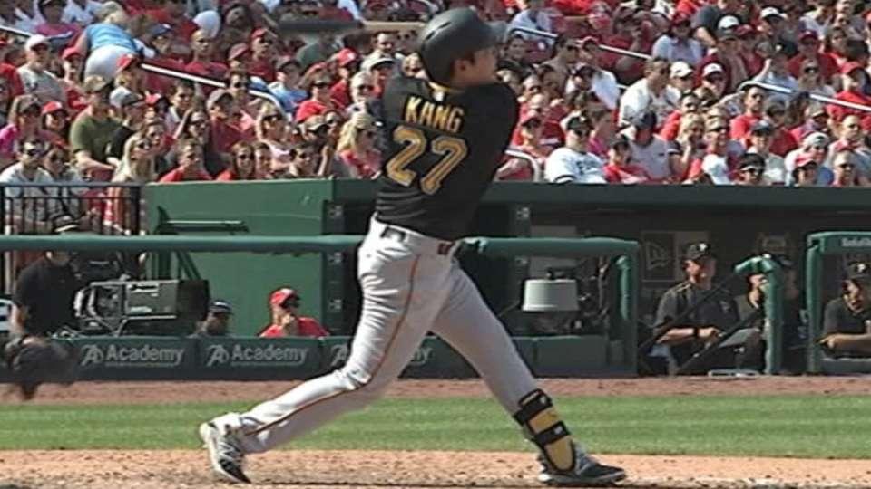 Best Rookie: Kang