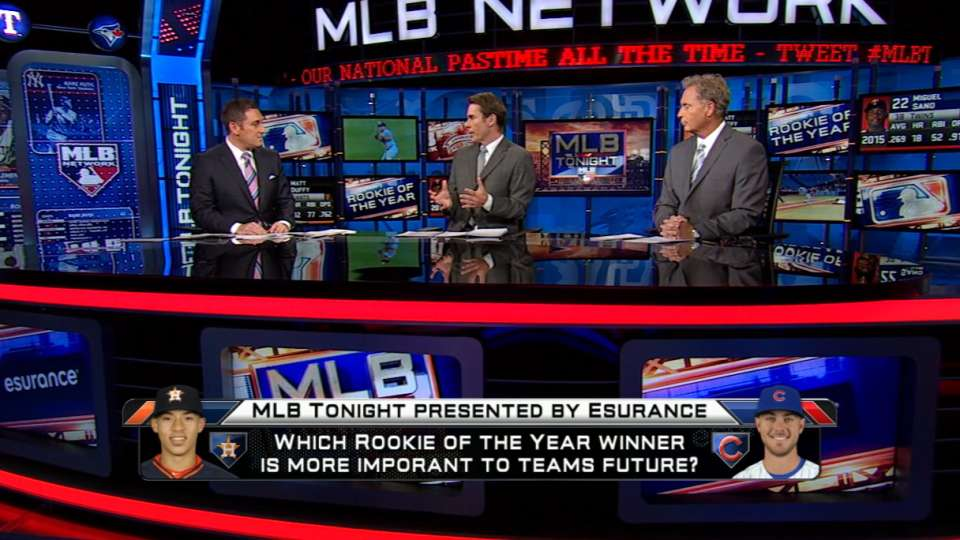 MLB Tonight: Rookie of the Year