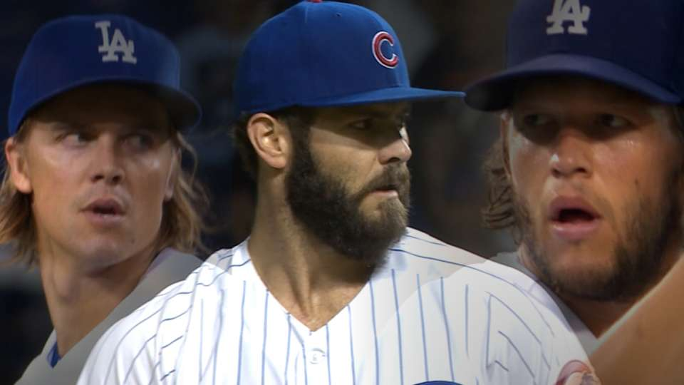 NL Cy Young Award finalists