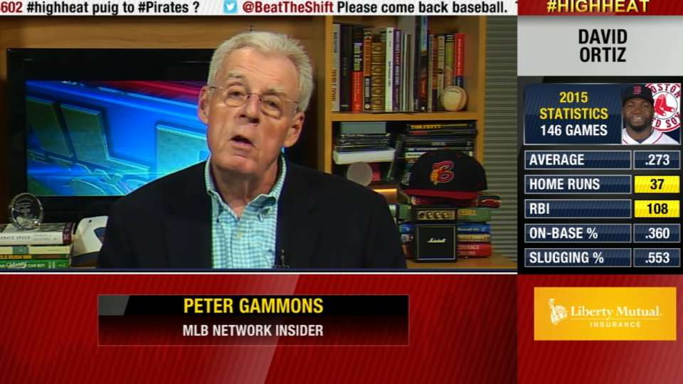Gammons on Red Sox, Selig