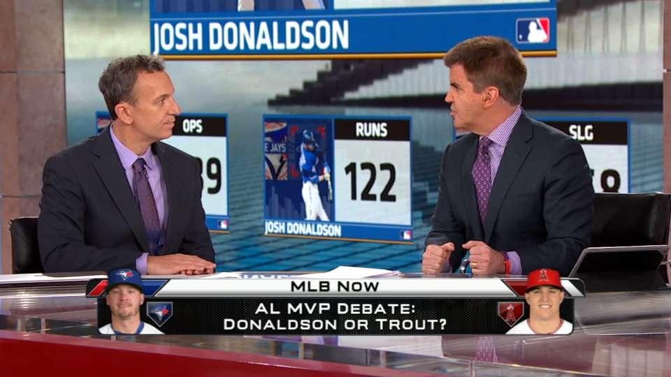 MLB Now debates who is AL MVP