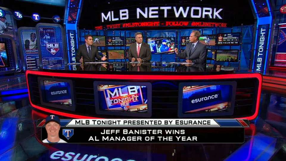 MLB Tonight: Managers of Year