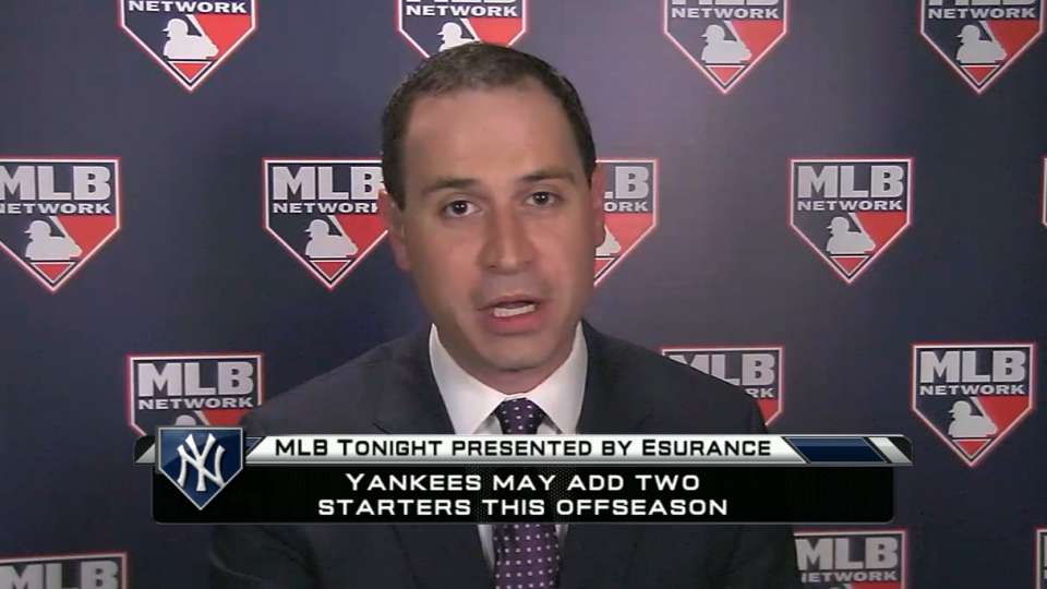 MLB Tonight: Jon Morosi