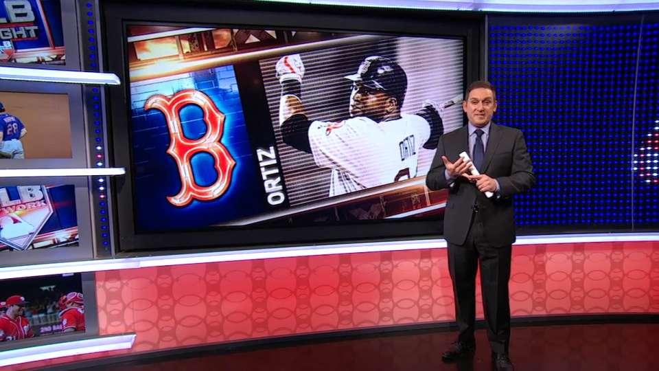 MLB Tonight: David Ortiz tribute