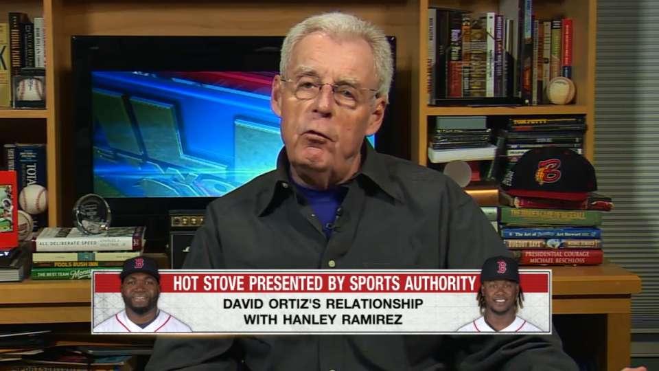 Indians, Sox talk on Hot Stove