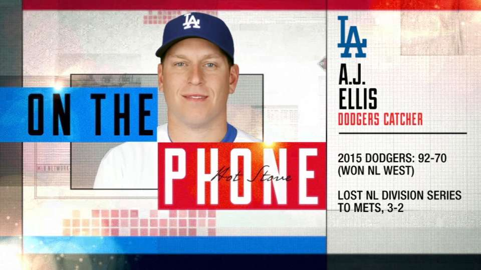 Ellis on NL Cy Young finalists