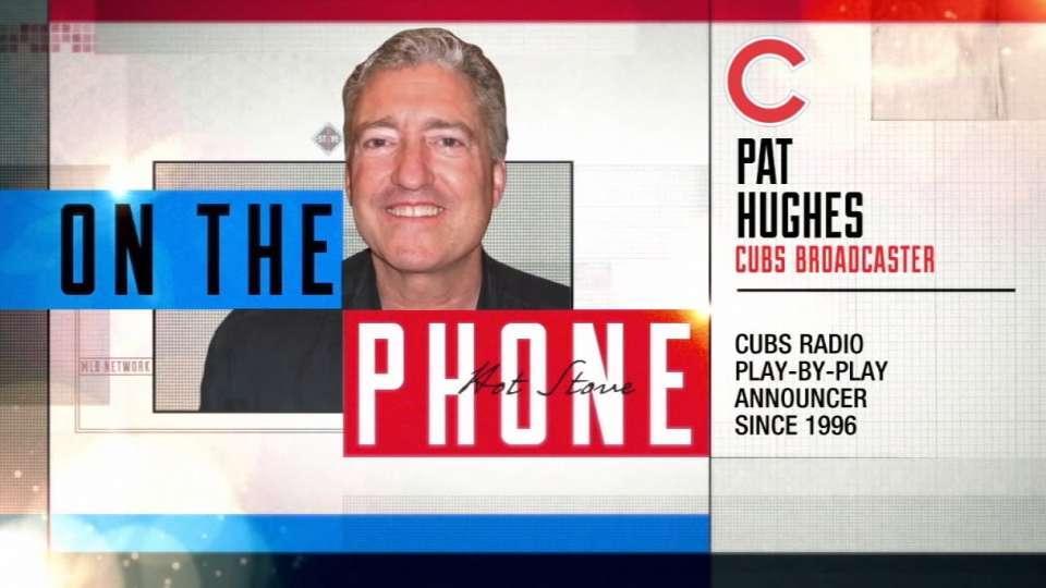 Pat Hughes talks NL Cy Young