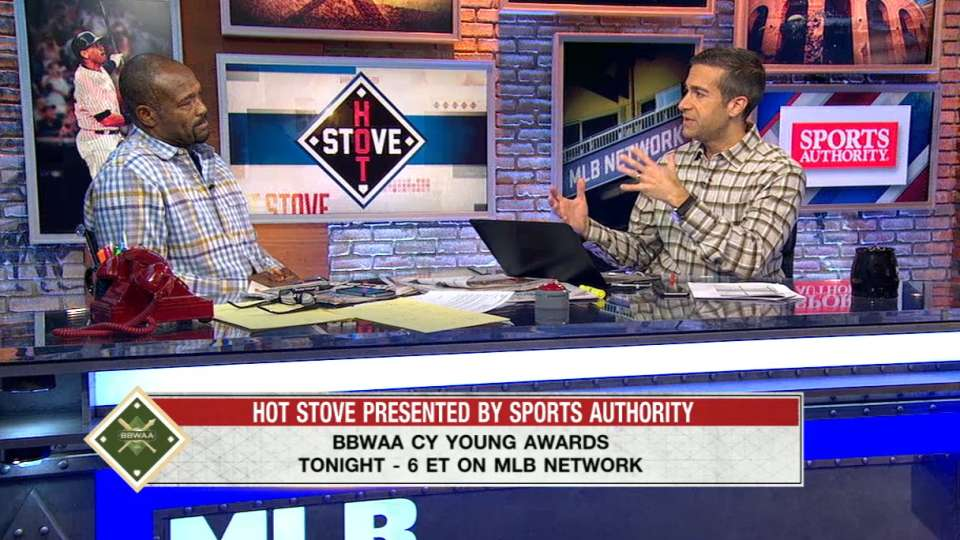 Hot Stove on AL Cy Young race